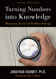 Turning Numbers into Knowledge 3rd edition